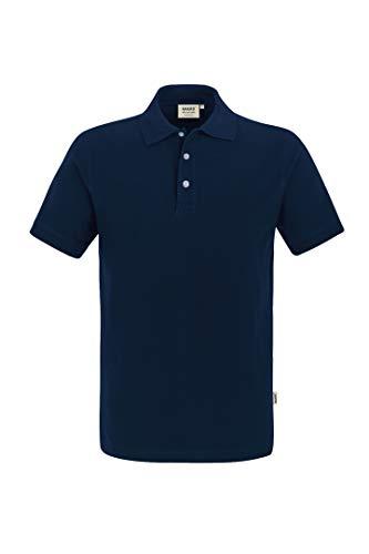 Hakro Poloshirt Stretch, tinte, L