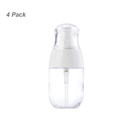 Bouteilles Voyage de vacances - Spray Bottle Set Voyage, Vide Vaporisateur Pulvérisateur cosmétiques Vaporisateurs (4Pack) (Taille : 50ml)