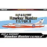 1/48 RAF & EXPORT Hawker Hunter F.6/FGA.9 #12312 ACADEMY MODEL KITS