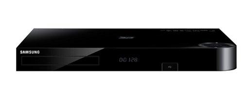 Samsung BD-H8500 HD-Recorder mit Twin Tuner und 3D Blu-ray Player (500GB HDD, DVB-T/C, CI+, WLAN, Smart TV) schwarz