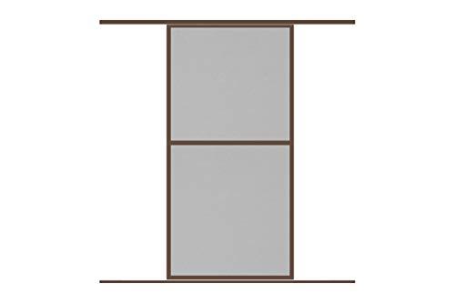 empasa Fliegengitter Insektenschutz Schiebetür \'COMFORT\', 120 x 240 cm