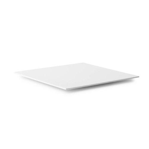 By Lassen Bodenplatte Base für Kubus 8 Weiß