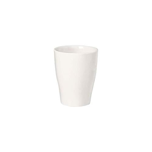 Villeroy & Boch Espressotasse, Porzellan, weiß, 9.5 x 6.5x 12.5 cm