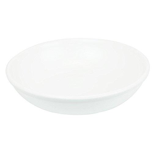 Dekoschale Keramik Schale Flori Tischdeko Floristikbehälter D 23,5 cm weiss