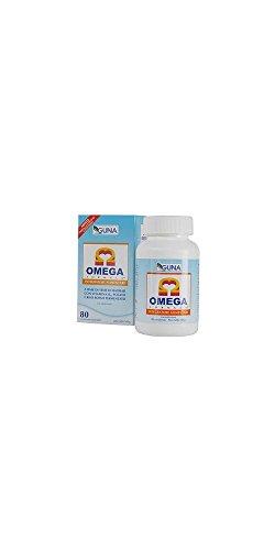 Integratore Alimentare Per Il Controllo Del Colesterolo E Dei Trigliceridi Omega Formula 80 Compresse