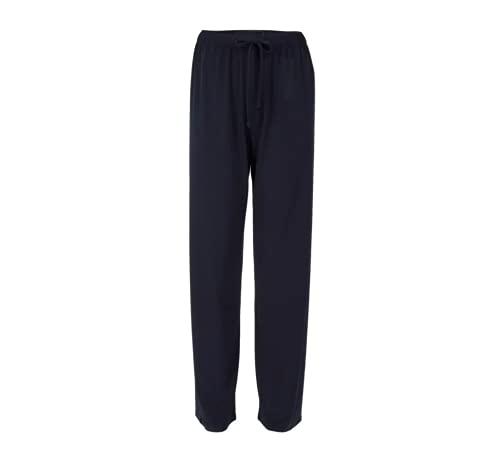 MAQMUD Pantalones negros para mujer, elásticos, fáciles y cómodos, informales, para fiestas, oficina, para uso en ocasiones, para mujer, negro, gris, gris, gris, gris, marrón, crema, azul y rojo