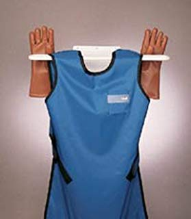 """5948572 PT# 16400 Rack Tri-Rak 18x28x8"""" FOR Apron & Glove Ea Made by Wolf X-Ray"""