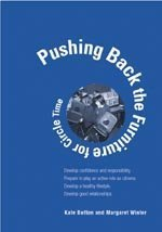 Pushing Back the Furniture for Circle Time: (Book w/CD) (Lucky Duck Books)