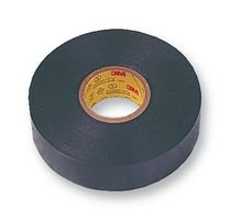 Best Price Square Scotch SUPER 33+ Tape, Black, 19MM X 20M Black 33+ by 3M