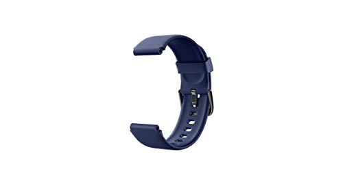 LIFEBEE Pulseras de Repuesto, Correa de Repuesto para Reloj de Actividad física ID205 ID205L ID205U (Púrpura)