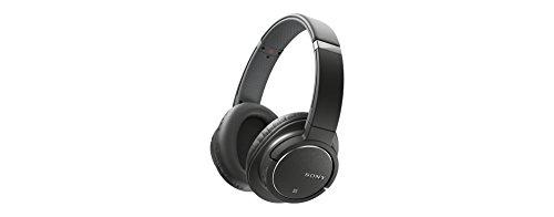 Sony MDR-ZX770BN Cuffie Wireless con Microfono Integrato, Eliminazione Digitale del Rumore, Bluetooth, NFC, Nero