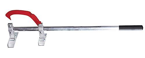 Forest Master Agrippeur à bûches en aluminium et acier robuste