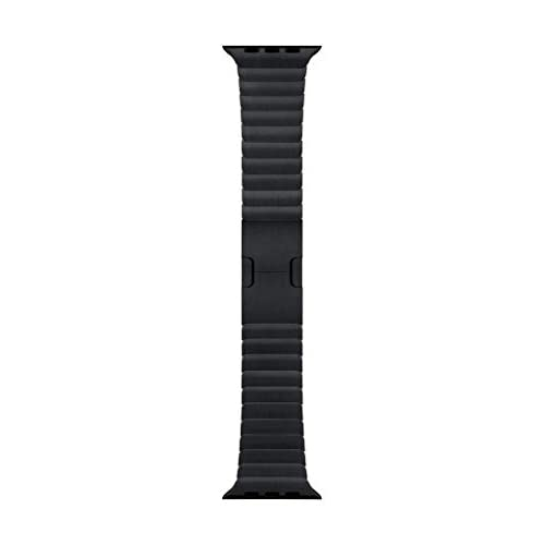 Apple Watch Bracciale a maglie nero siderale (38mm)