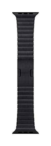 Apple Watch Bracciale a maglie nero siderale (38mm)