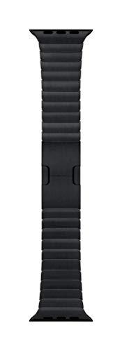 Apple Watch Bracciale a Maglie Nero Siderale (38 mm)