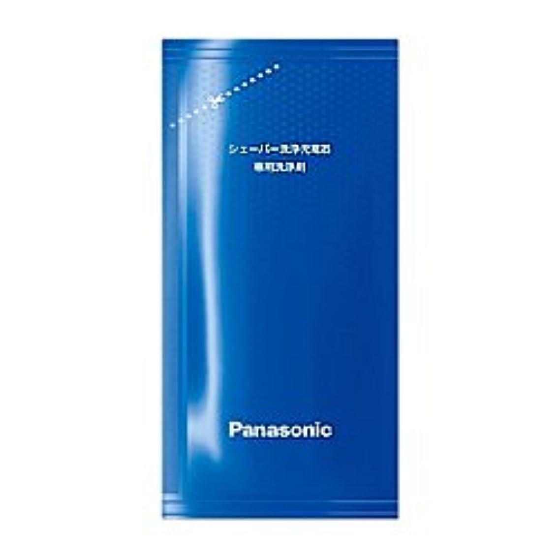 倒産差別化する服を片付ける【Panasonic】パナソニック シェーバー洗浄剤(新洗浄器用) ES-4L03 ×3個セット
