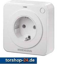 Hörmann FES 1-1 BS Steckdosen Funk für Garagentorantrieb - Funkempfänger Steckdose BiSecur