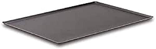Lacor Placa Horno, Aluminio, Negro, GN 1/1