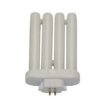 FML Lamp 27 Watt 2700K Fluorescent Bulb Replacement by Lumenivo – FML 27W 2700K Bulb for 4 Prong Reading Quad Tube Lamp or Small Floor 4 Bulb Light – Plug In 27K CFL Grow Light – 4 Pin Warm White Bulb