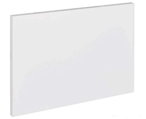Infrarotheizung Infrarotplatte Elektroheizkörper 700W rahmenlos Wandmontage steckerfertig für Räume von 7-13m², Elektroheizung, Infrarot
