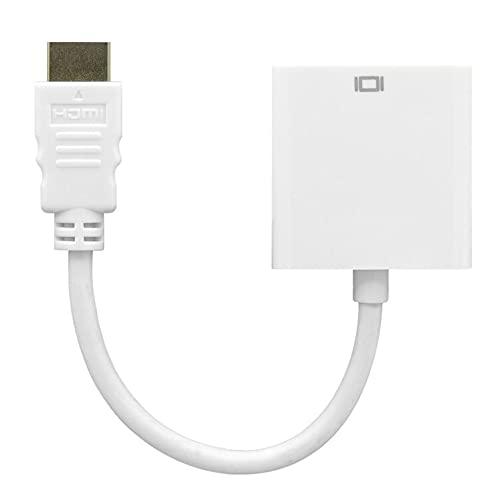 ProXtend - Adattatore HDMI a VGA, 20 cm, colore: Bianco