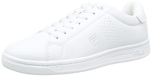 FILA Crosscourt 2 wmn zapatilla Mujer, blanco (White), 39 EU