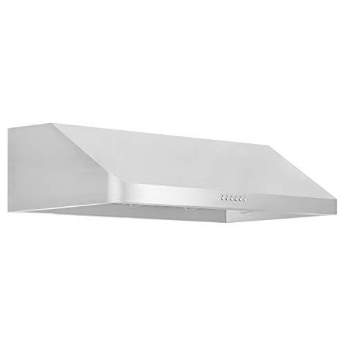 "ZLINE 30"" Ducted Under Cabinet Range Hood in Stainless Steel (623-30)"