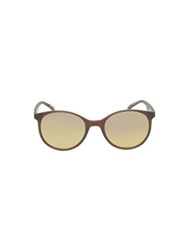 TOM TAILOR Damen Eyewear Abgerundete Kinder-Sonnenbrille brown transparent,OneSize,e245,8000