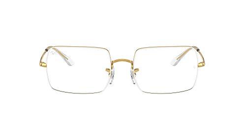 [レイバン] メガネ 0RX1969V SHINY LEGEND GOLD ON TOP WHITE 51