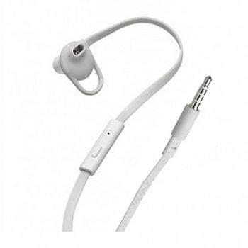 Blackberry ACC-55352-002 WS-400 Mono-Headset (3,5mm Klinke) weiß