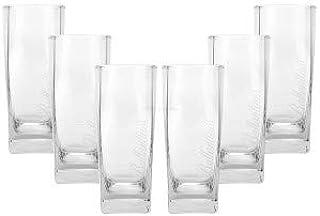 Ballantines Glas Gläser Set - 6X Longdrinkgläser 2/4cl geeicht