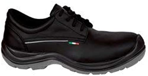 Giasco HR051L-37 Genk S3 CI HI HRO Chaussures de sécurité Noir Taille 37