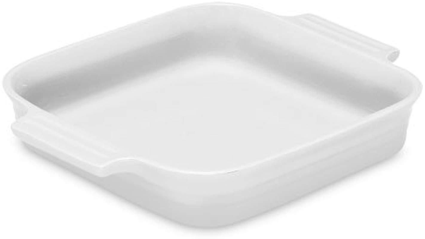 Le Creuset 5 X 5 Square Baking Dish White 5 Inch Square