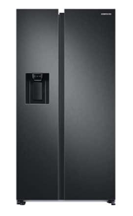 Samsung RS68A8831B1 frigorifero side-by-side Libera installazione 634 L E Nero