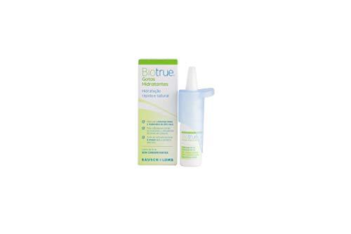 Biotrue® Gotas Hidratantes - Refresca y calma la sequedad ocular- Multidosis 1 Unidad 10 ml
