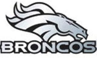 Denver Broncos Auto Chrome Emblem