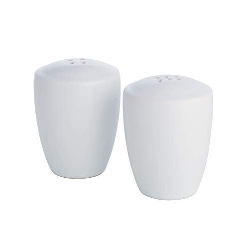 Noritake Colorwave Salt and Pepper Shaker, White