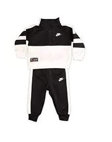 Nike Chándal de acetato con cremallera entera Infant 66e653 023 18/24 m