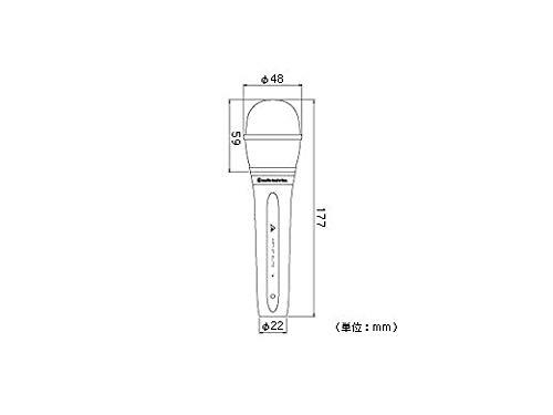 audio-technicaダイナミックマイクロホンAE6100