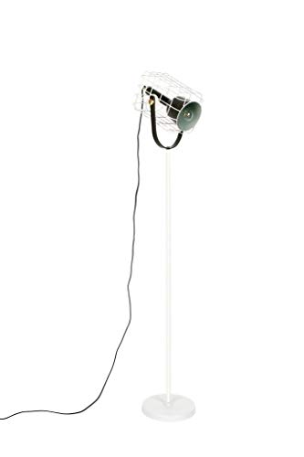 Felis Lifestyle 5100074 - Lampada da terra, colore: Bianco