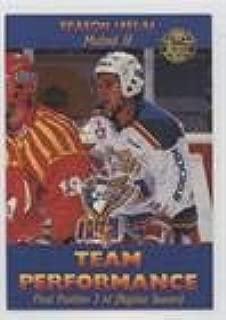 Team Performance - Malmo IF (Hockey Card) 1994-95 Leaf Elit Set Sweden - [Base] #143