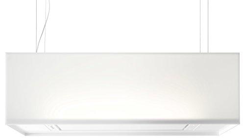 Nowy 7520Insel weiß B Dunstabzugshaube–Hauben (Rückgewinnung, B, A, C, 815M³/h, 39dB)