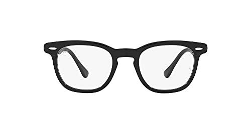 Ray-Ban Gafas de Vista HAWKEYE RX 5398 Black 48/21/145 unisex