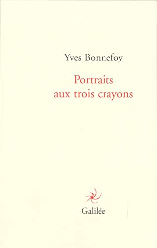 Portraits aux trois crayons (GALILEE)