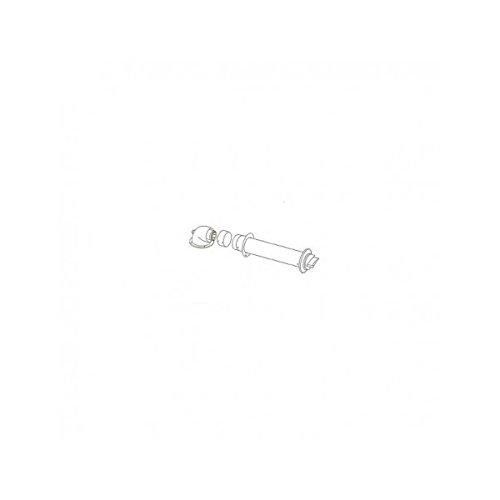 Hermann saunier Duval Kit Scarico Fumi Orizzontale Concentrico Ø 60/100 Per Caldaie a Condensazione