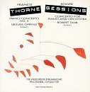 Thorne/Sessions: Piano Concertos by Westchester Philharmonic (1994-08-02)
