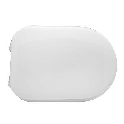 Ferramenta Beltrami Copriwater Coprivaso Tavoletta Sedile WC per EOS Vaso Astro Bianco