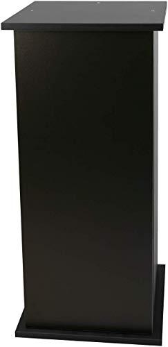 sera 32399 Unterschrank 90 cm mit Tür Black für Scaper Cube Aquarium