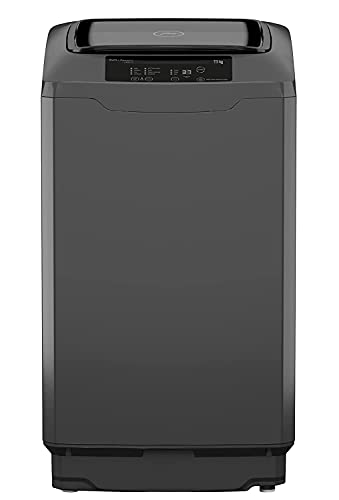 Godrej 7 Kg 5 Star Fully-Automatic Top Loading Washing Machine with in-built Heater (WTEON AL CLH 70 5.0 ROGR, Royal Grey)