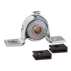 Clesco Pillow Block Bronze Bearing PBPS-BR-062 Ho Press Max 54% OFF specialty shop Steel